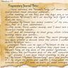 Captain Beliker's Journal notes