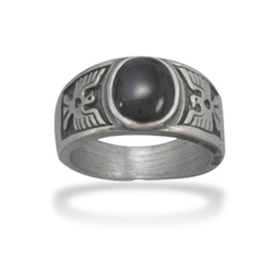 The Ring of the New Moon