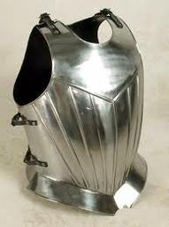 Deep Iron Breastplate