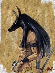 Mask of Anubis
