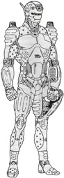 C-SWAT 'Borg
