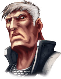 Captain Cersivus