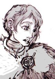 Aneirin , Druid of Tara