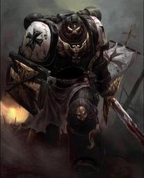 Knight Exemplar Helbrecht Baneblade