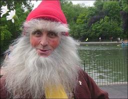 Ontario the gnome
