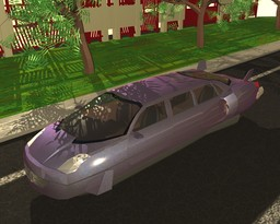 "Hover Limo ""Elite"""