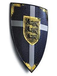 Ancient War Shield