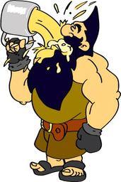 Tim the Dwarf