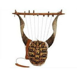 Turtle Shell Lyre