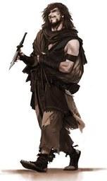 Mercenary - Garren