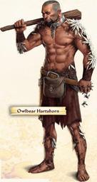 'Owlbear' Hartshorn