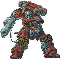 Thadeus' Armor