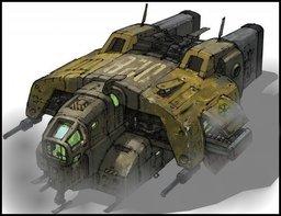 Sith Mantell-class Gunship