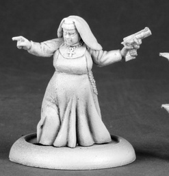The Nun with a Gun