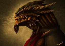 King Gorus Terramut
