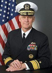 Rear Admiral Tain
