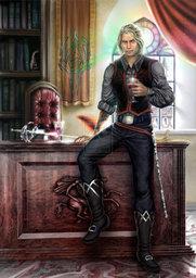 <Deceased> Baron Maegar Varn