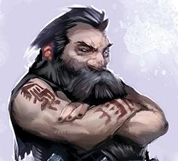 "Tywyn ""Doc"" Bharahyu - Dock Master - BOSUM STRAND"