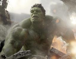 Bruce the Hulk