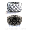 Silver Smite Bracelet