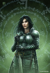 Knight Commander Lisbeth Terraria