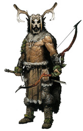 The Stag Lord's Armor