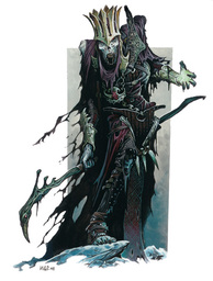 Raynasa, The Lich Queen