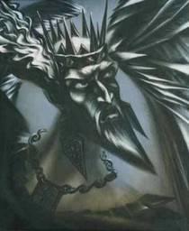 Grimaldus The Black Flame