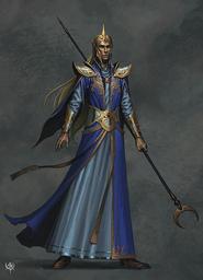 High Wizard Malzaine Loreweaver