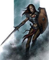 Captain Soranna Anitah