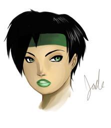 Green Lantern Jade