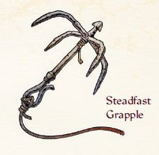 Steadfast Grapple
