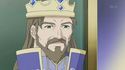 King Darius Tristram Of Cordor