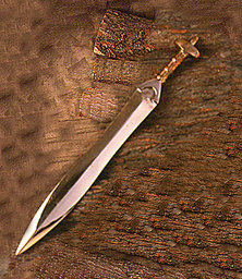 Bronze short sword