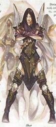 Sharr Goddess of Shadow
