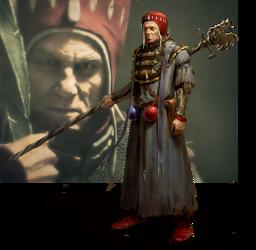 Sorcerer (Cestus) - deceased