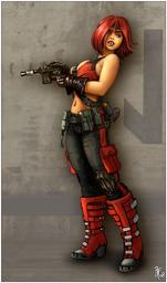 Scarlet Belle