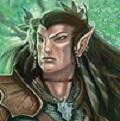 Grauple, Elven Druid