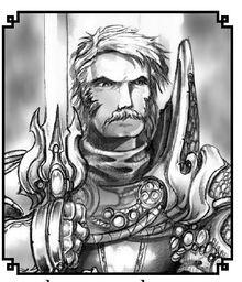 King Tristan Everdawn
