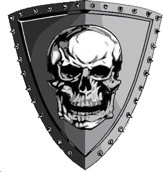 Shield of Skulls +1