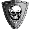 Shield of Skulls +1