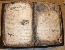 Wizard's Spellbooks
