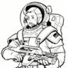 Arvor's combat vacc. suit