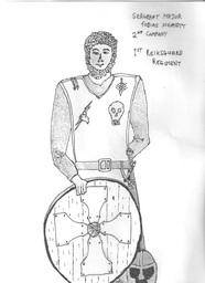 Sgt. Maj. Tobias Schmidtt