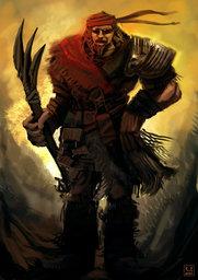 Borek Blackbeard