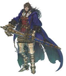 Commander LeGarde