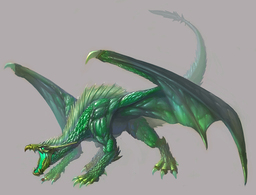 Dastrivox Greendeath, The Emerald Ravager