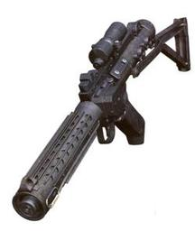 BlasTec E-11 Rifle