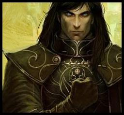 """King Saris """"The Godhand of Asmodeus"""""""