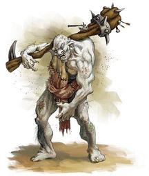 Ogre Zombies